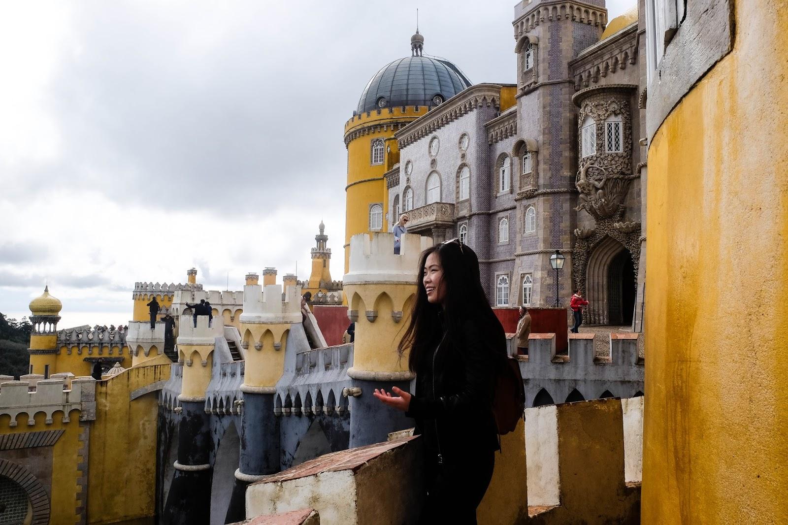 Travel Portugal | Visiting Lisbon & Sintra | Sammy Huynn