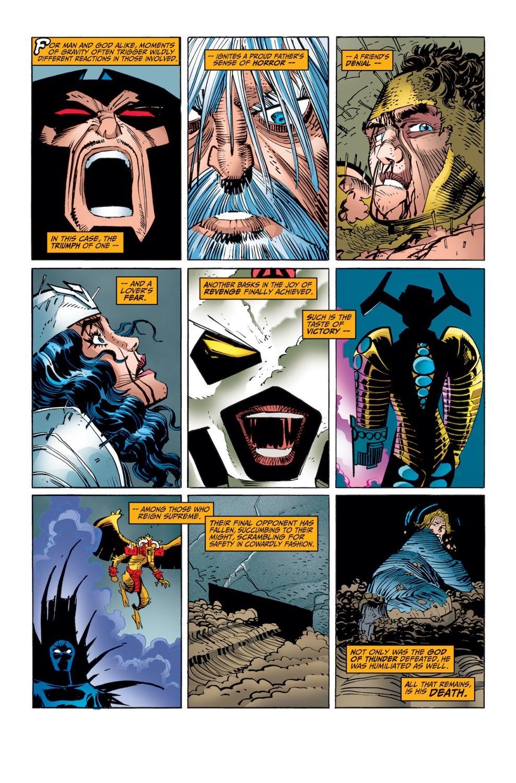 Thor (1998) Issue #11 #12 - English 2