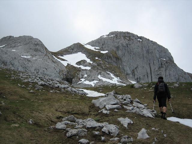 Rutas Montaña Asturias: Vista del Requexón