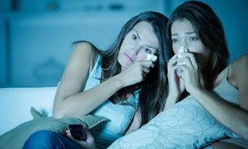 Οι λυπητερές ταινίες και το κλάμα ωφελούν την υγεία - Δείτε γιατί