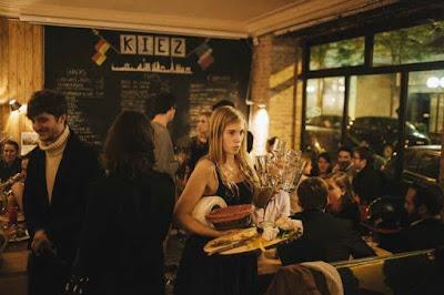 Onde tomar boas cervejas em Paris, Kiez Biergarten