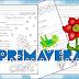 A PRIMAVERA - POEMA, INTERPRETAÇÃO E ATIVIDADES GRAMATICAIS - 3º ANO