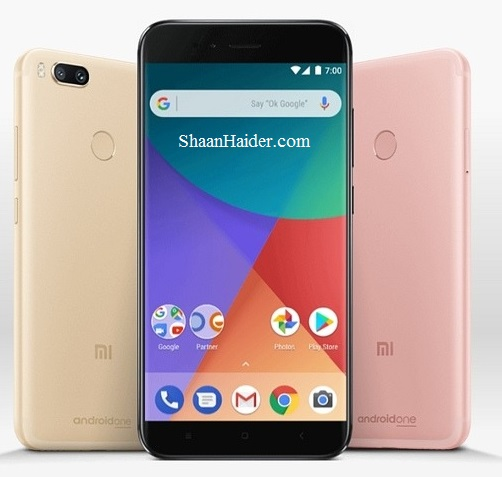 Xiaomi Mi A1 : Full Hardware Specs, Features, Prices and Availability