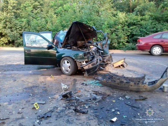 ДТП на Буковині: 1 загиблий, 7 людей госпіталізовані