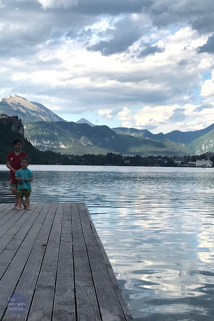Slovenia with kids: a 3-day itinerary