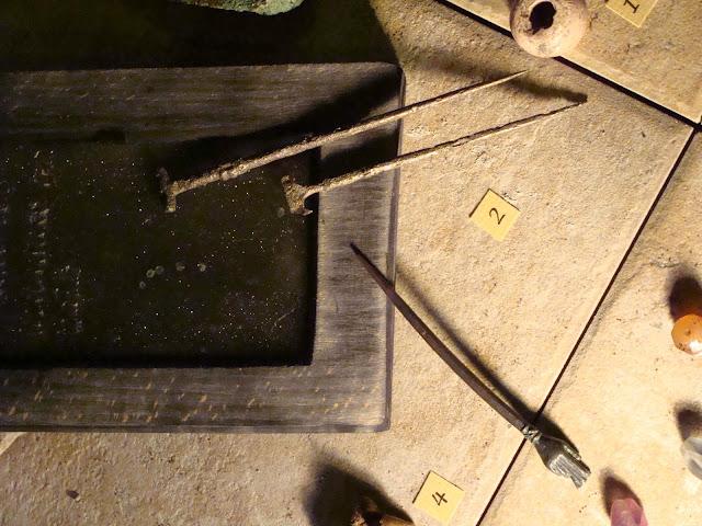 Stylusy z wczesnośredniowiecznego Giecza