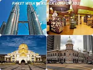 Paket Wisata Kuala Lumpur 3D2N