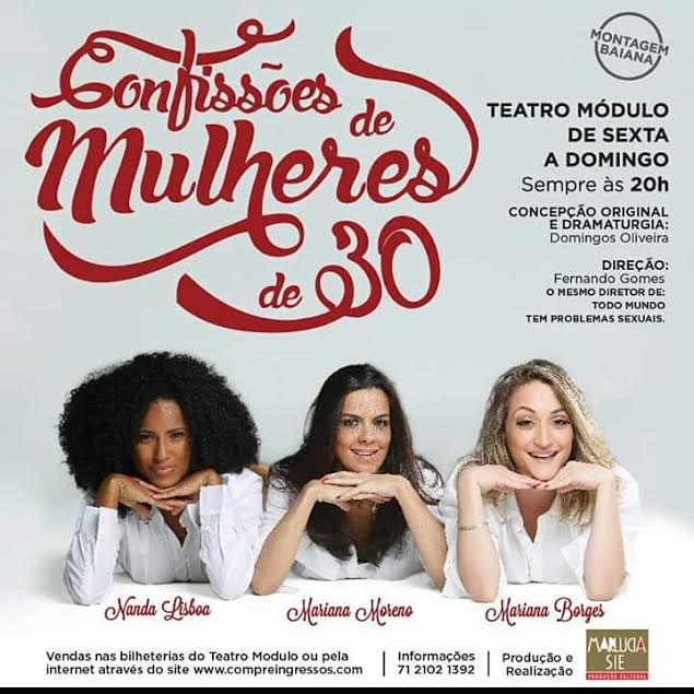 Poster do filme Confissão de Mulher