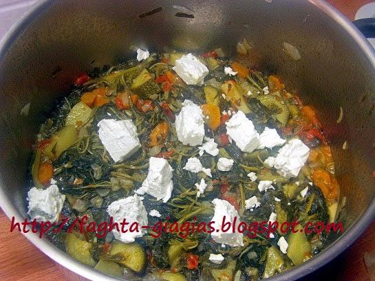 Βλήτα με κολοκύθια και πατάτες - Τα φαγητά της γιαγιάς