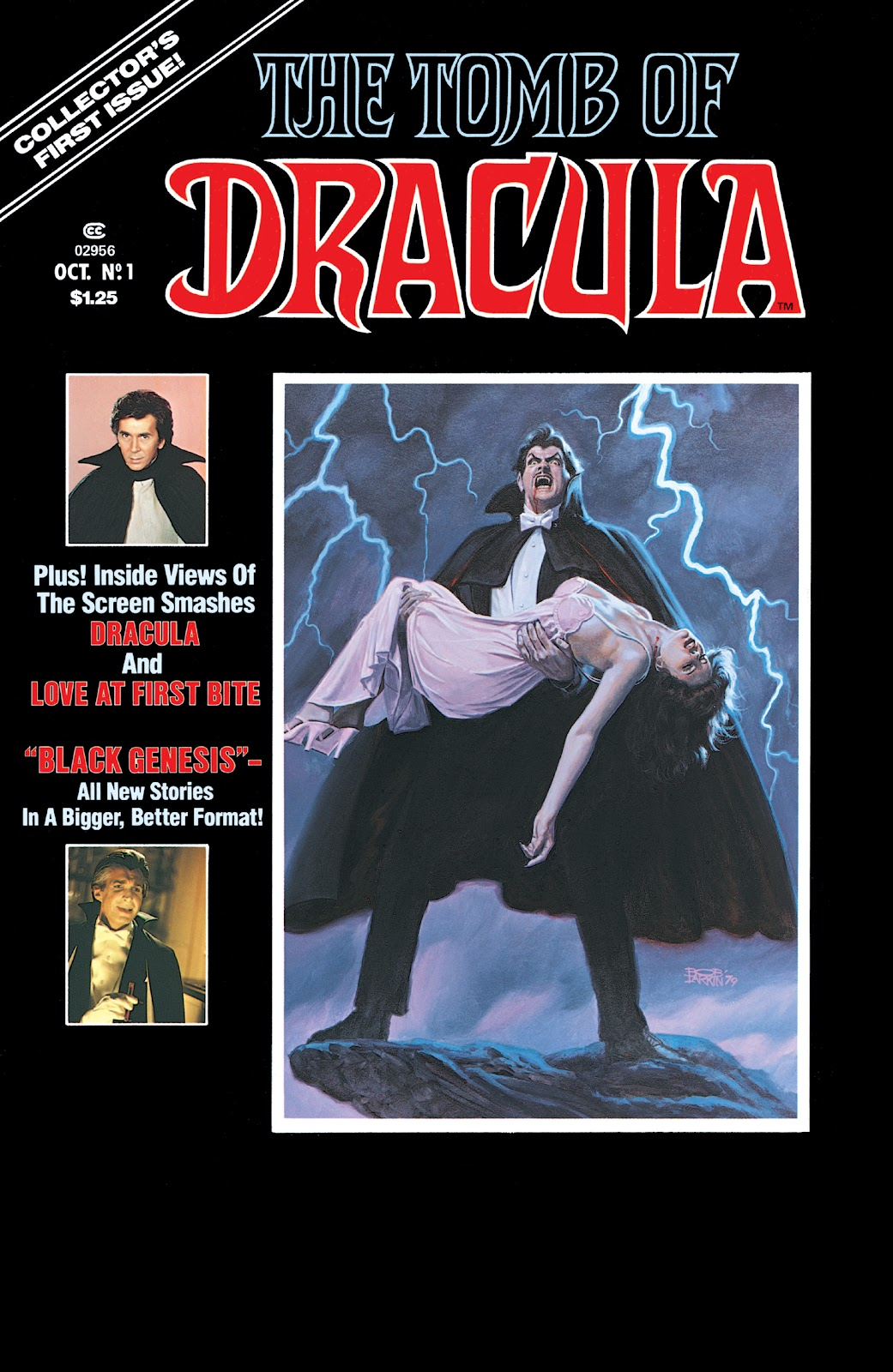 The Tomb of Dracula issue 1 - Page 1