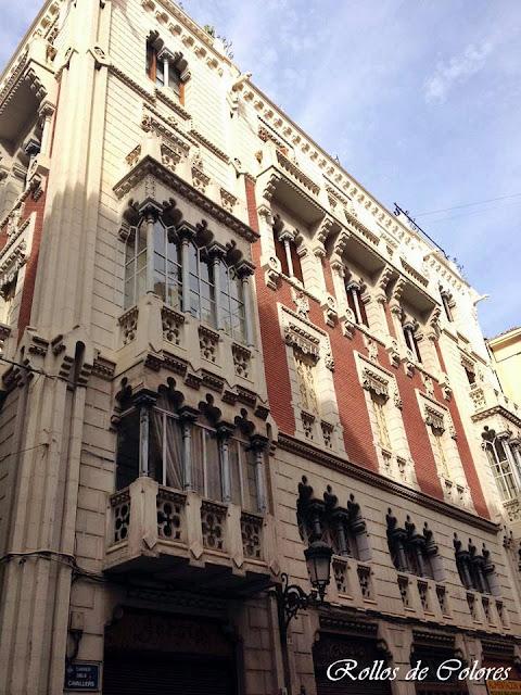 Calle Caballeros Valencia