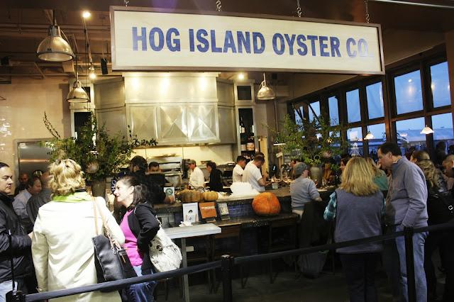 Fresh Oyster Market San Francisco