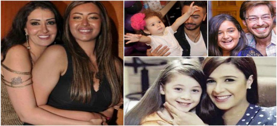 10 فنانين منعوا أبناءهم من التمثيل.. أحدهم خاف على ابنته من «القبلات»