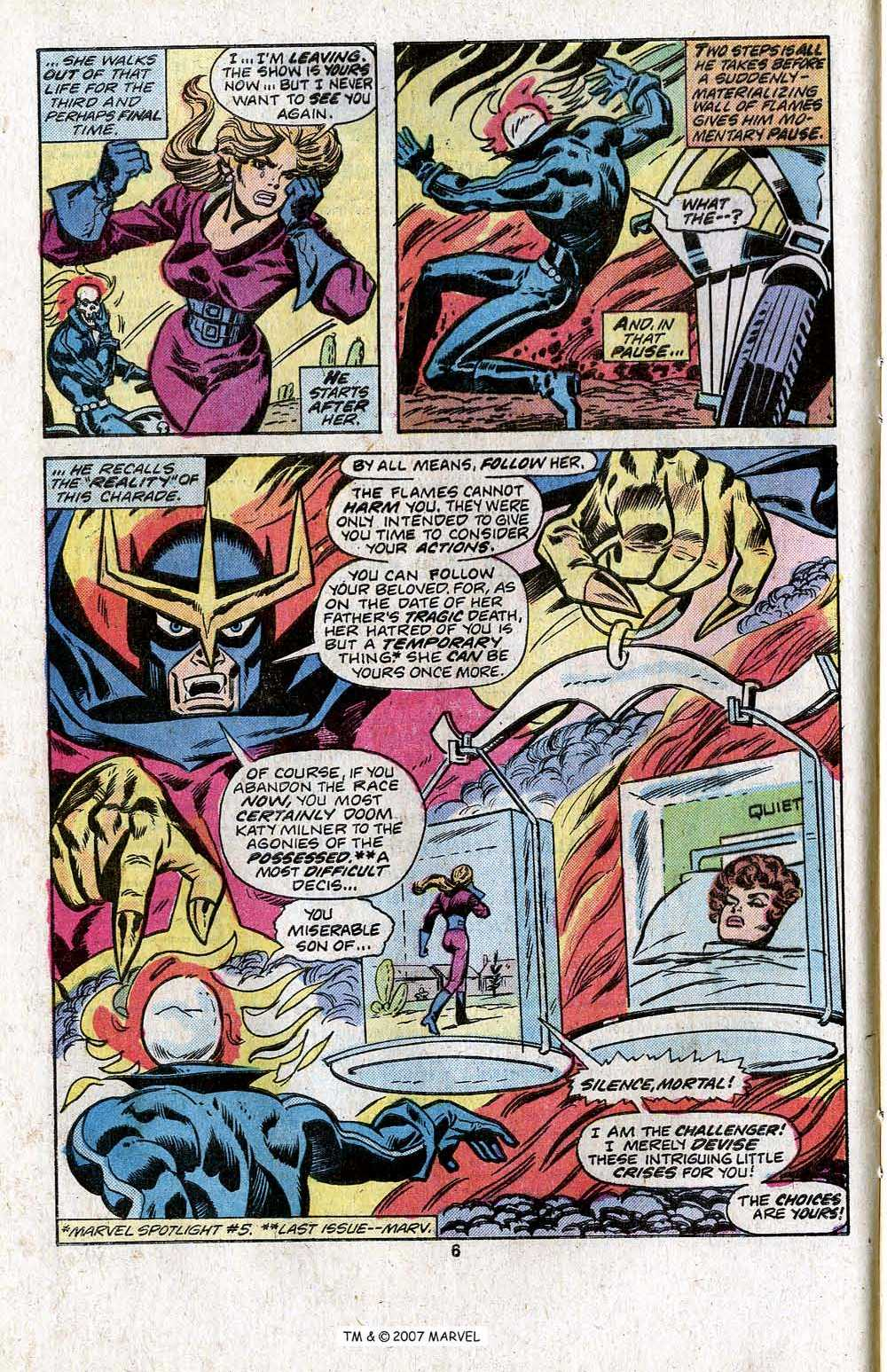 Ghost Rider (1973) Issue #18 #18 - English 8