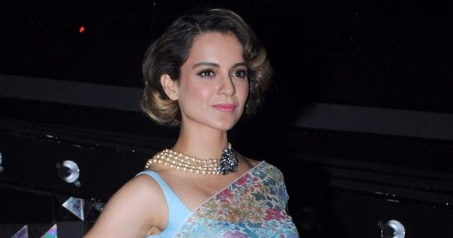 Beautiful bollywood actress Kangana Ranaut In Sexy Outfit
