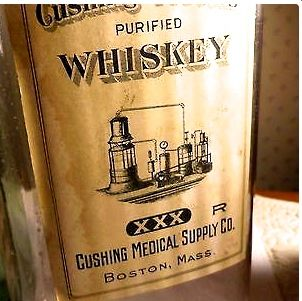 those pre pro whiskey men boston s dr cushing supplied spiritous