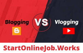 Blogging vs Vlogging: What is the best?