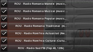 Romanian Radio Stations