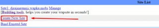 Google Par Website
