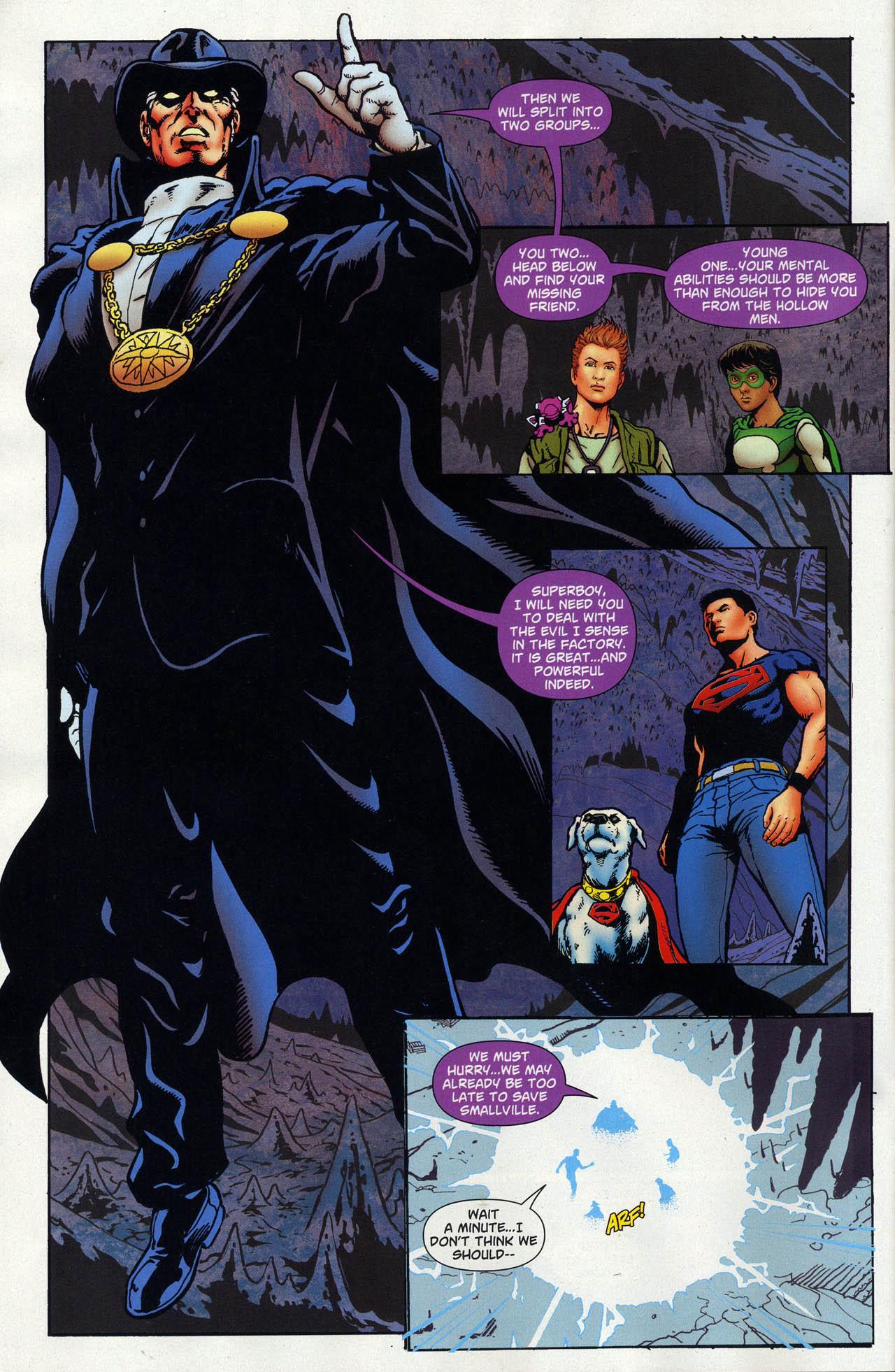 Superboy [I] Issue #9 #9 - English 6