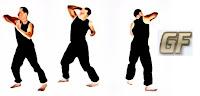 cara melatih otot lengan dengan elbow strike
