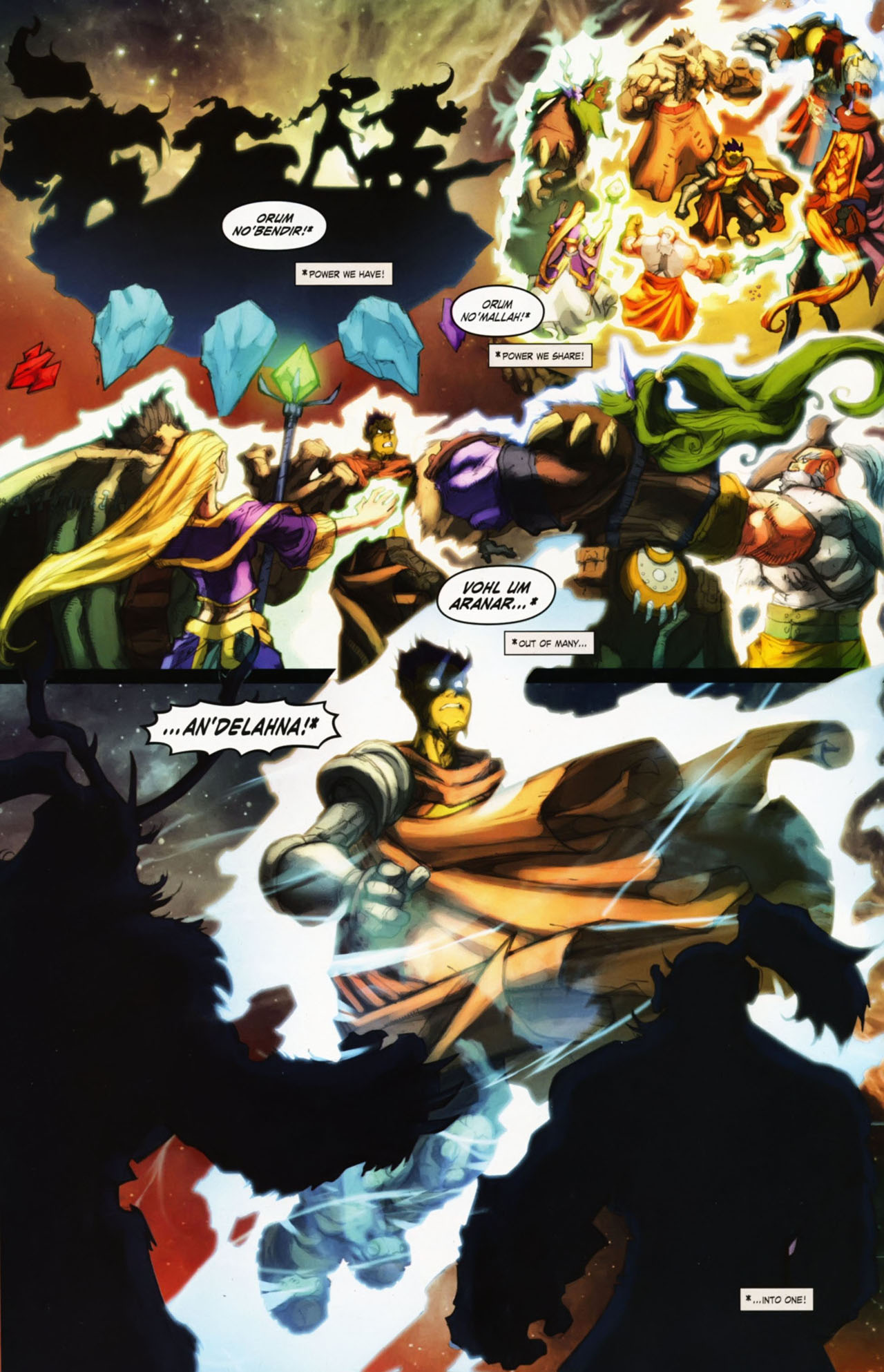 Read online World of Warcraft comic -  Issue #25 - 5
