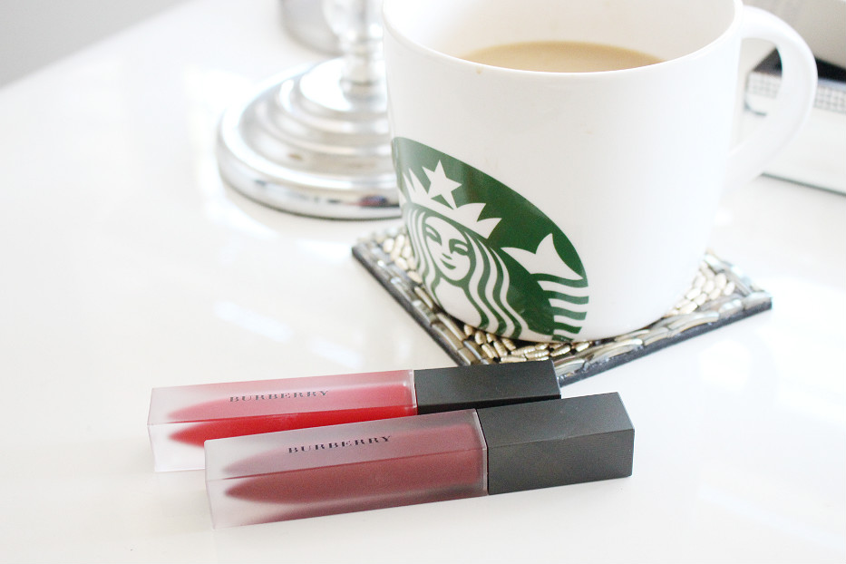 Burberry Liquid Lip Velvet swatch review