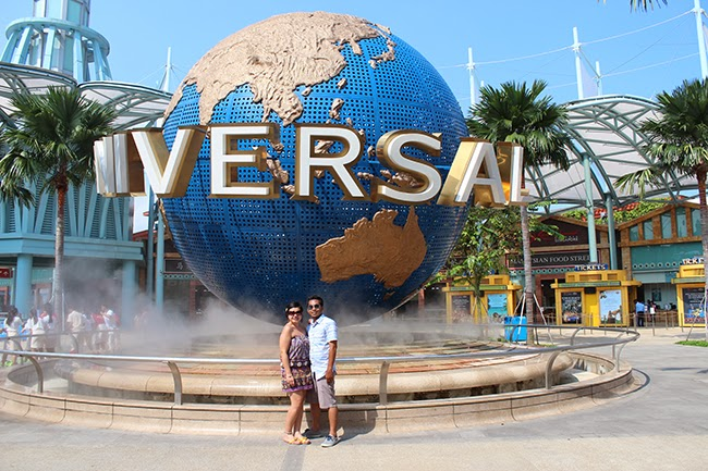 Universal Studios en la isla de Sentosa