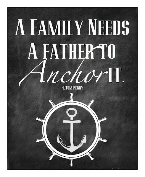 Quotes For Fathers Day For Husband: BLISSFUL ROOTS: Printable Father's Day Quote