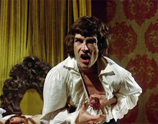 Robert Tayman as Count Mitterhaus in Vampire Circus (1972)