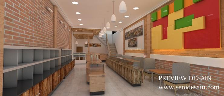 Terlampir Preview Desain 3d Interior Bakery Coffeeshop Yg Sudah Kita Buatkan Dalam Resolusi Rendah Mohon Untuk Direview Apabila Sesuai Keinginan