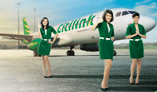 LOGO PT Citilink Indonesia (Citilink)