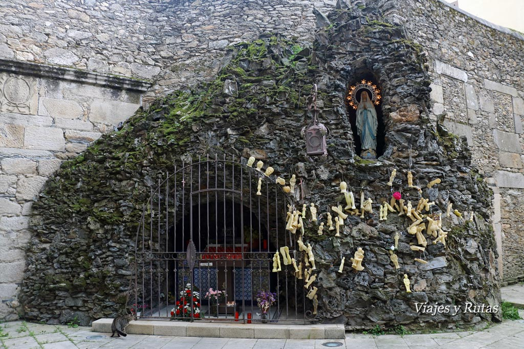 Convento de clausura de las Concepcionistas, Viveiro, Lugo