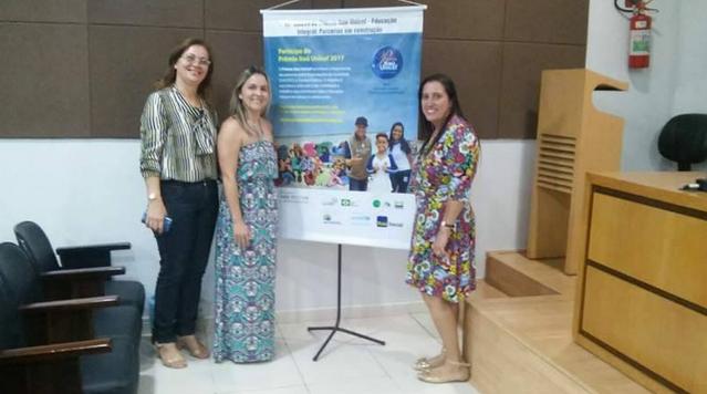 Secretária de Assistência Social  de Piranhas participa de reunião para viabilizar projetos para crianças e adolescentes