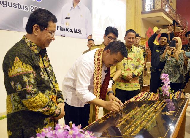 Lampung Miliki Gelanggang Olahraga Mahasiswa Terbaik di Indonesia.