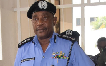 Inspector-General of Police - Mr. Solomon Arase