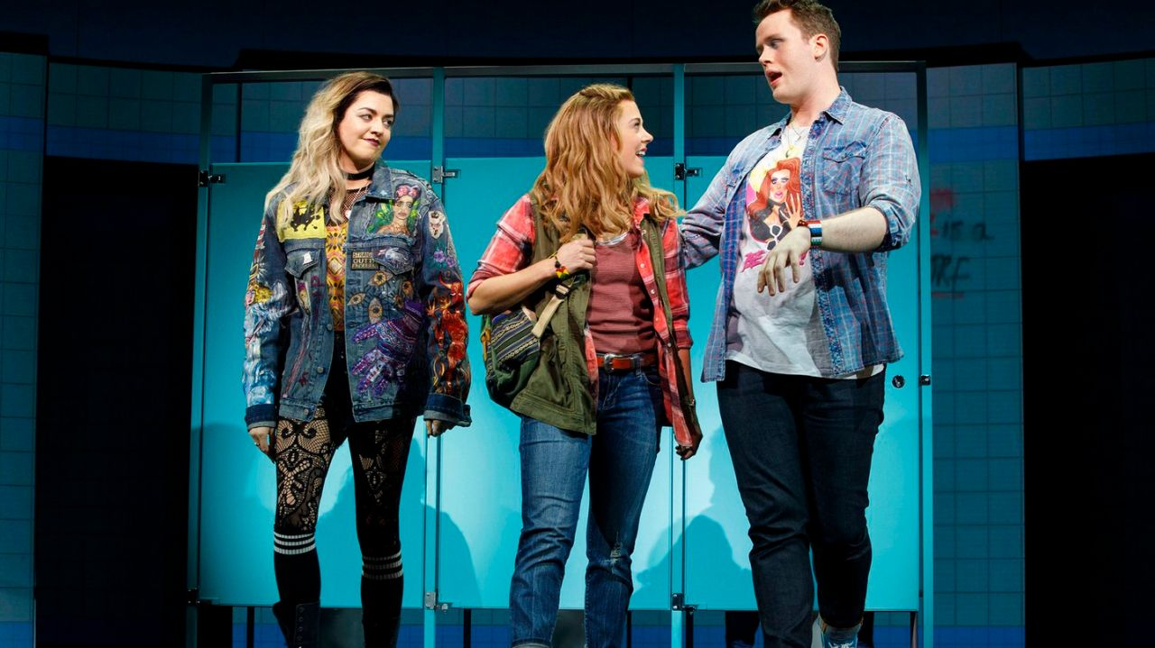 Mean Girls August Wilson Theatre Review Rewrite This Story