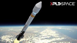 así se fabrican un cohete espacial