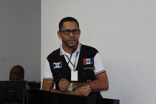 Secretário Municipal de Meio Ambiente presta esclarecimentos a parlamentares sobre o açude da Pedra Velha em Delmiro Gouveia