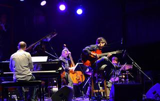 Inicio de altura del 22º Festival Internacional de Jazz de Punta del Este - Uruguay / stereojazz