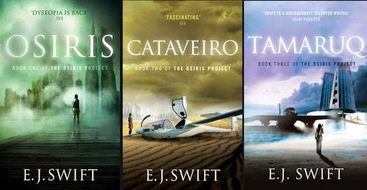 Cataveiro and Tamaruq by E. J. Swift