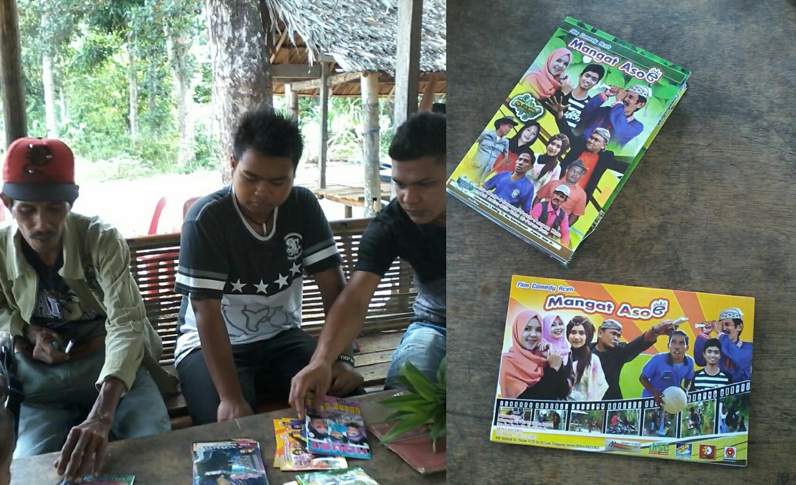 "Artis Lawak Aceh "" Ma E Pong "" Pilkada Kesempatan Mengais"