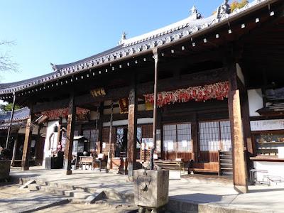 慈眼寺(じげんじ)の本堂
