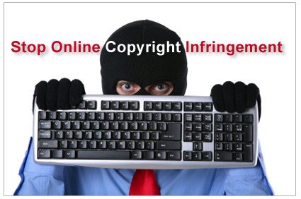 Prevent Copyright Infringement