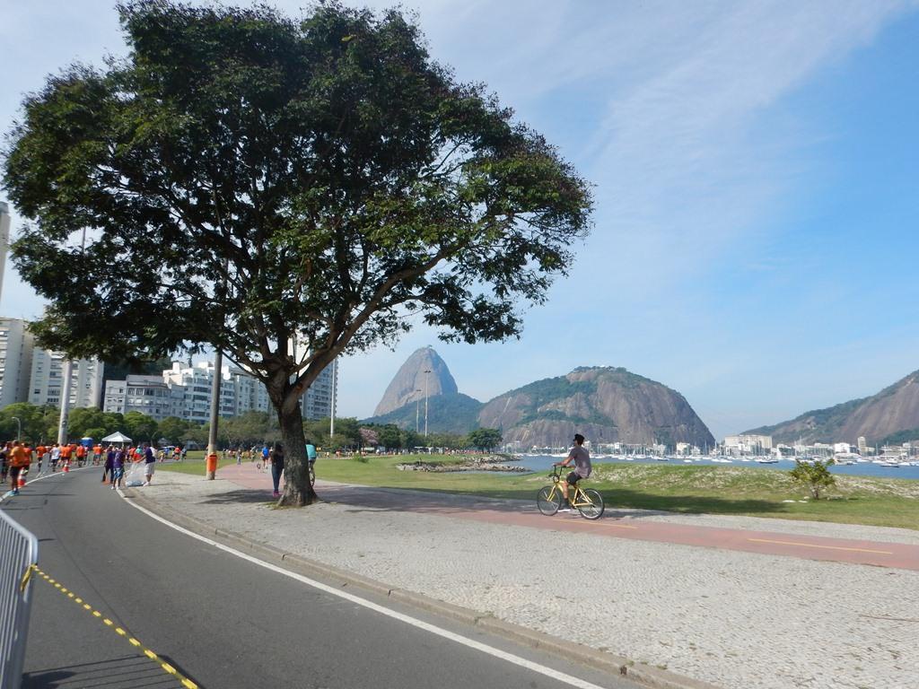 Pão de Açúcar visto da Enseada de Botafogo