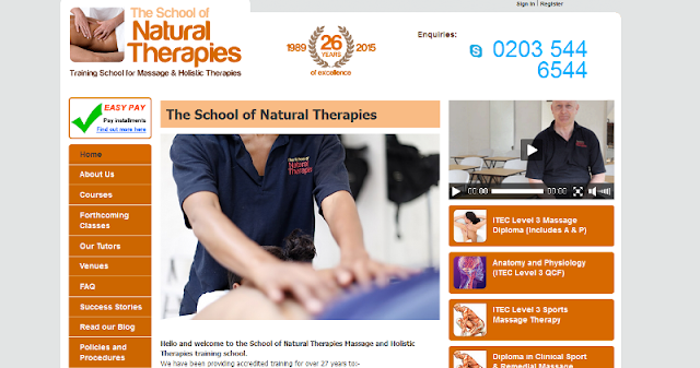 leading provider of massage therapy courses