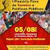 1° Plenária Povo de Terreiro e Políticas Públicas 05 de Agosto de 2016 – Olinda/PE