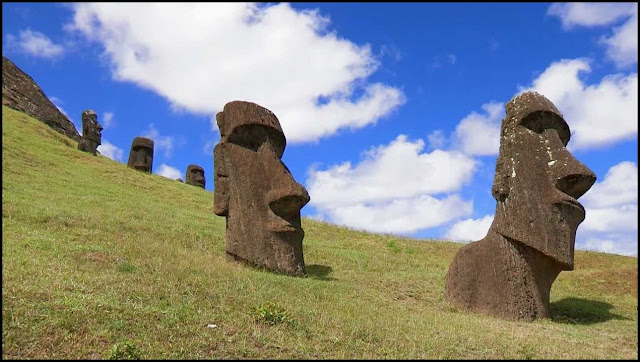 Travel To Easter Island