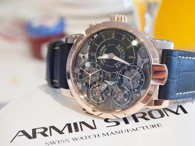 Armin Strom Mirrored Force Resonance