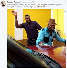 t54gj - Reactions to the Super Eagles victory against Cameroon [Funny Photos]